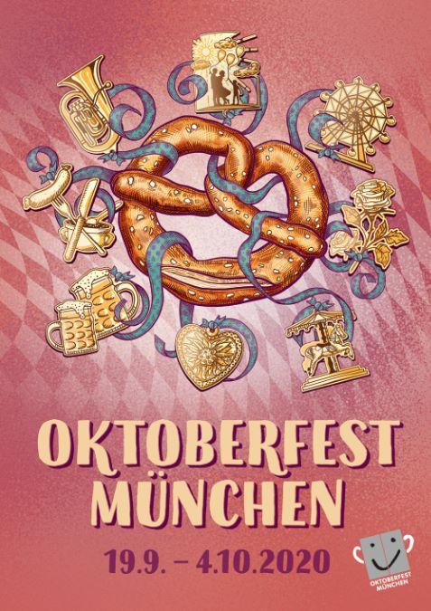 Oktoberfest 2020 poster